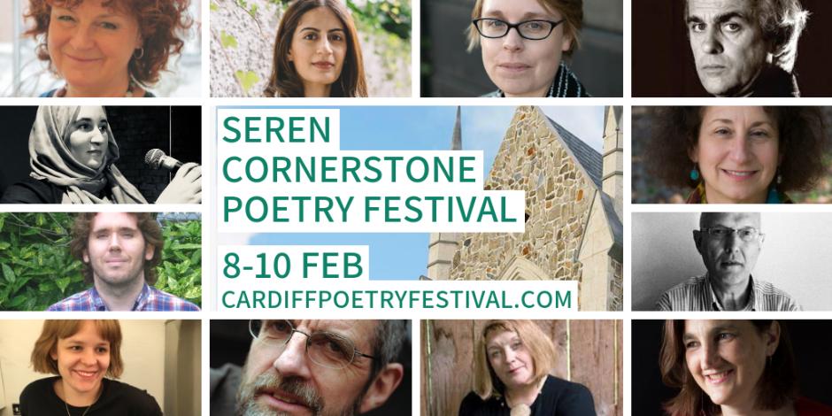 Seren Cornerstone Poetry Festival 2019